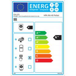 Étiquette énergétique suite