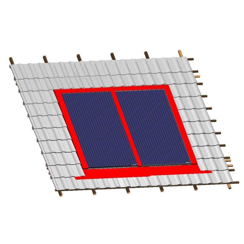 Kit d'installation 2 capteurs verticaux