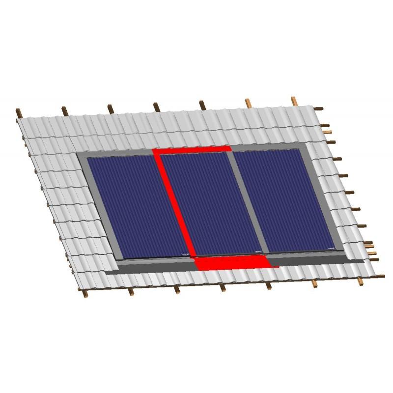 Kit d'extension pour 1 capteur vertical