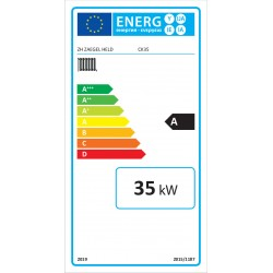 Étiquette énergétique