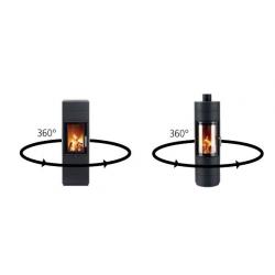 Console rotative