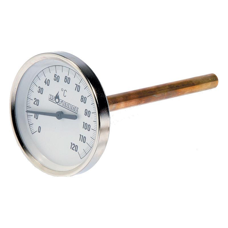 Thermomètre à plongeur