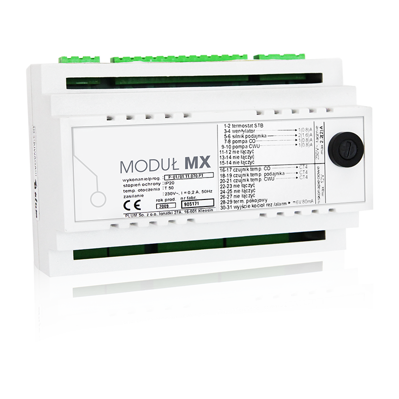 Module circuits supplémentaires 850i